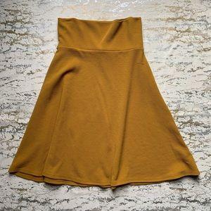Luluroe Azure Skirt